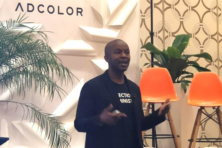 NFL star Wade Davis on how men can join equality movement