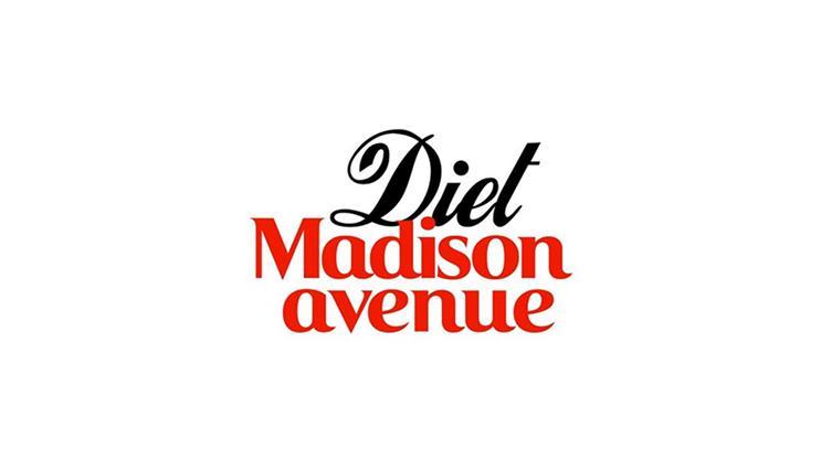 Diet Madison Avenue goes dark on social media