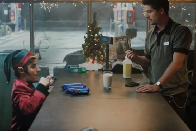 Ad of the Week: Oreo drops first holiday campaign since 2016