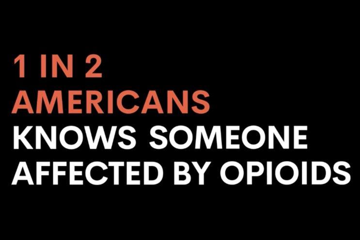 Facebook seeks to de-stigmatize opioid addiction