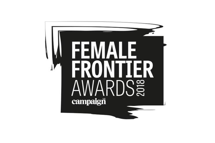Campaign US Female Frontier Awards: One week to nominate