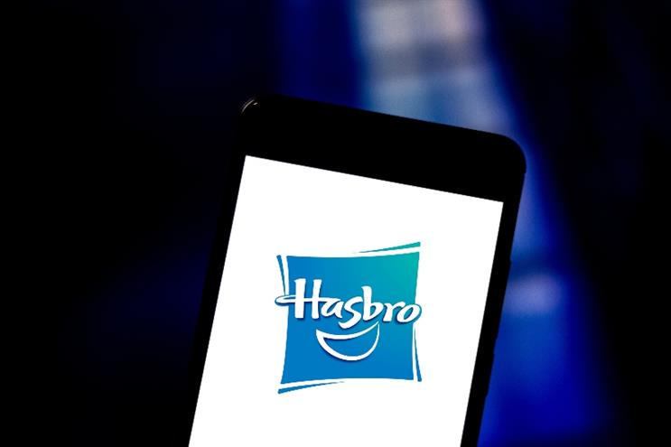 Hasbro consolidates global media with WPP amid internal unrest