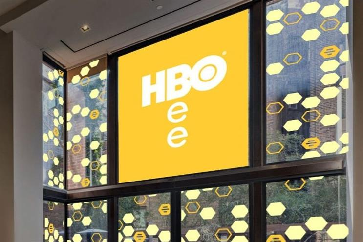 HBO and Bumble want your next date night out to be in