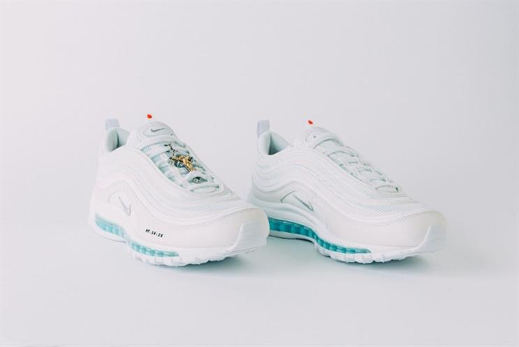 MSCHF inject Nikes with holy water, call them 'Jesus Shoes' and sell them for $2K