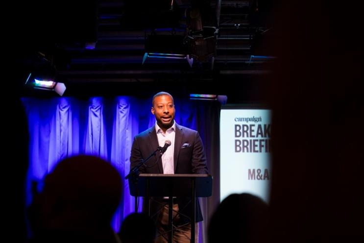 Hamsters, tech and M&A at Campaign US Breakfast Briefing