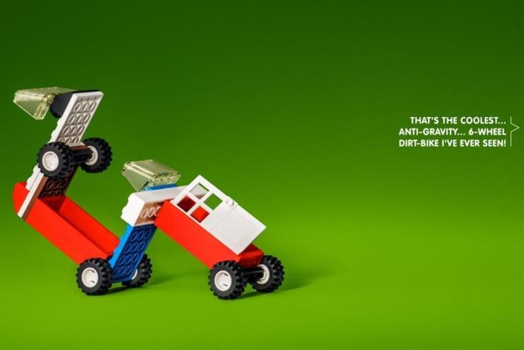 Brad/Lego