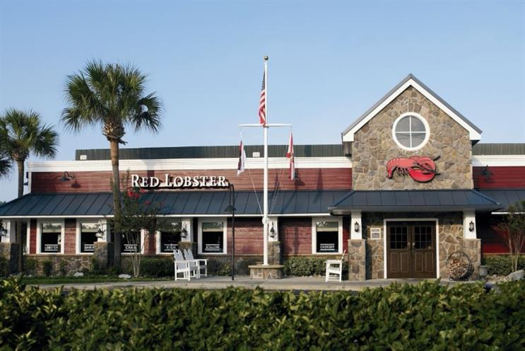 Red Lobster goes fishing for new creative agency