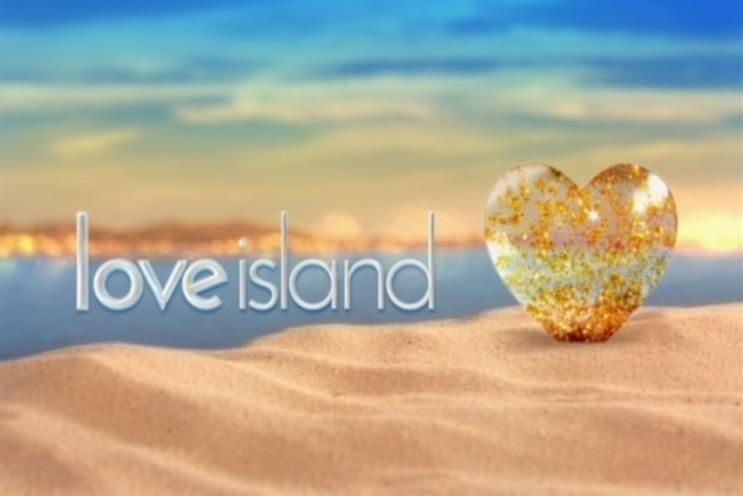 CBS secures rights for U.S. 'Love Island' series