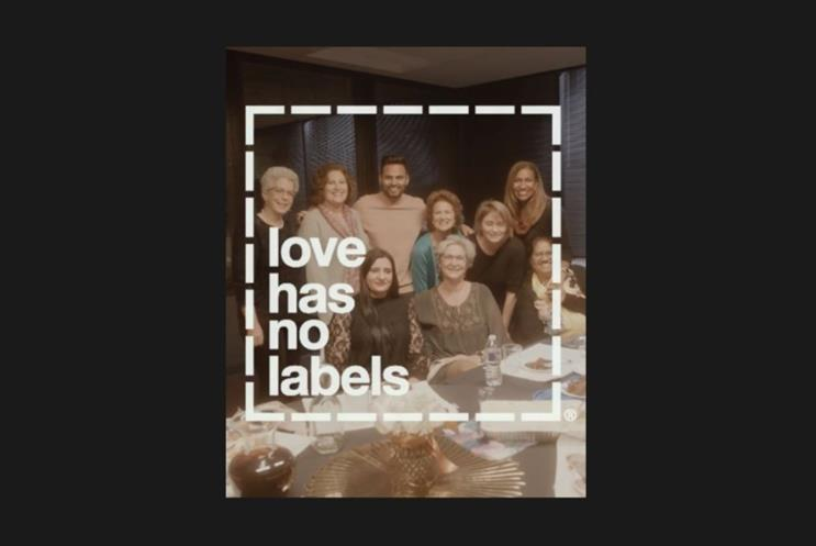 Ad Council debuts 'Love Has No Labels' Facebook documentary