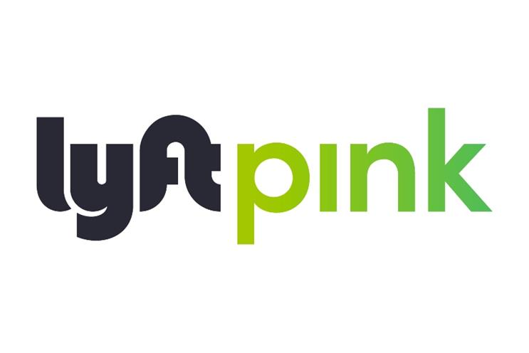 Pink is 'too expected' a brand color for new Lyft Pink membership service