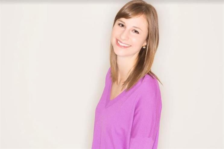 Baldwin&'s new communications strategy director, Michelle Blaser