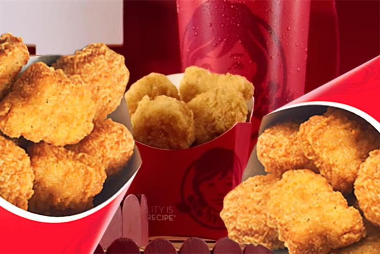 Apple and Microsoft join Wendy's Twitter challenge to help teen win a year's worth of chicken nuggets