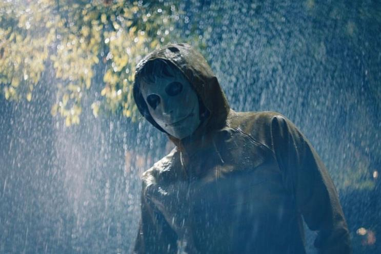 Olay's first Super Bowl spot is a throwback to slasher movies