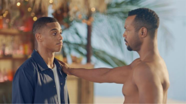 Old Spice Guy returns with next-gen son in 10th anniversary campaign