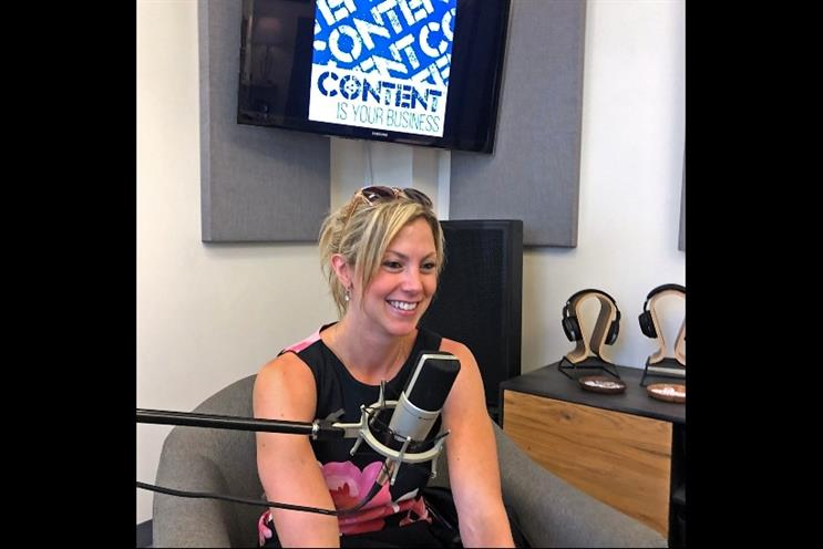 "Campaign US Editor Lindsay Stein on MouthMedia's ""Content is your Business"" podcast"