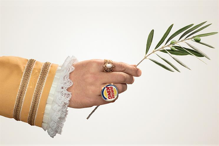 Burger King's 'The McWhopper Proposal' wins the 2017 Grand Effie
