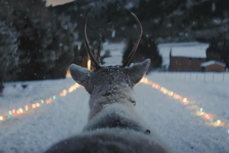 Air Canada raises holiday magic bar with 'Lost Reindeer' spot