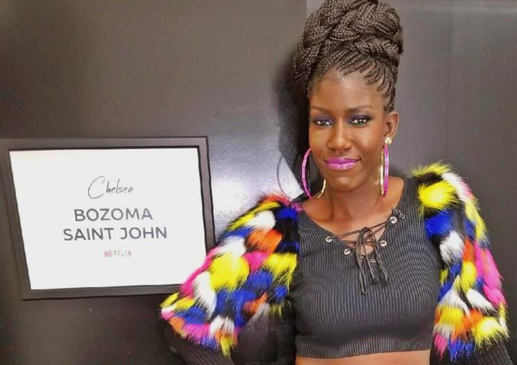 Bozoma Saint John leaves Uber for Endeavor CMO role