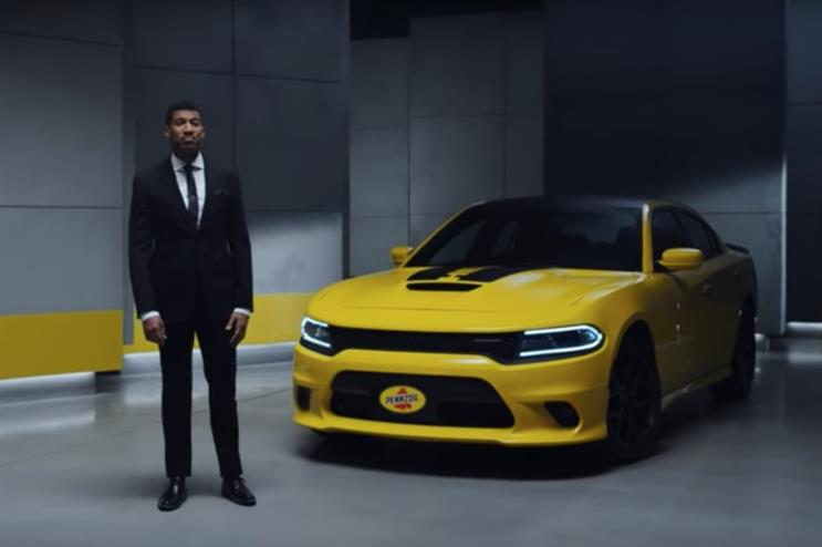 Shell's Pennzoil focuses on its natural gas roots in new spot