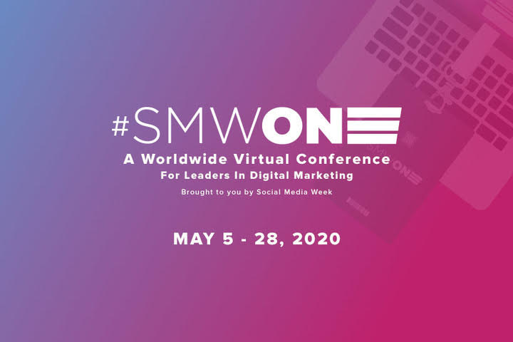 Social Media Week to host 100-plus hours of live content in virtual conference
