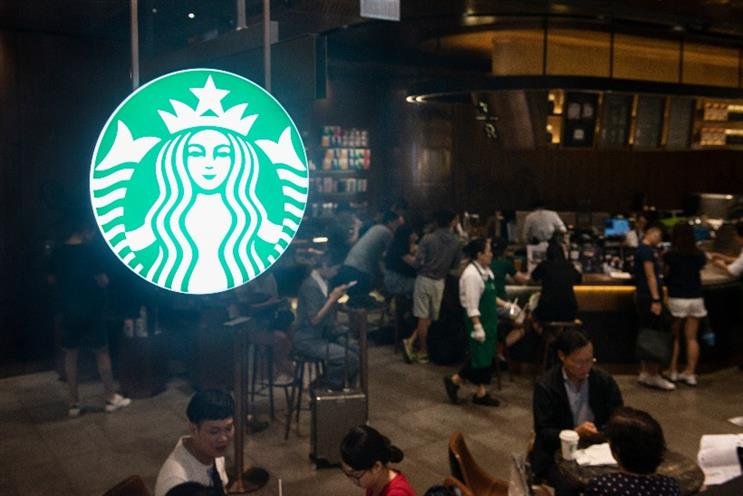 Starbucks growth agenda 'firing on all cylinders' in U.S. and China