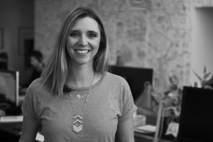 Samantha Stringfellow, Critical Mass' new VP client lead