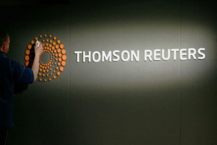 Thomson Reuters disbands in-house creative agency GCS