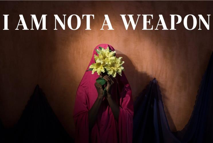 'I am not a weapon': Effort debuts on International Day of the Girl