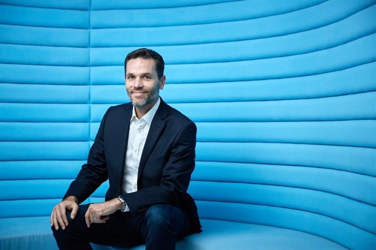 One-word answers with Xaxis Global CEO Nicolas Bidon