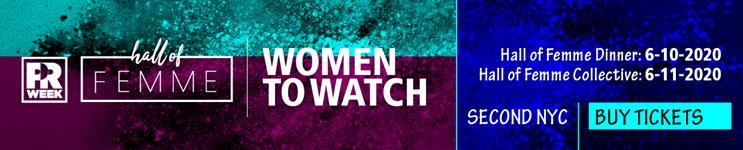 Women to Watch 2020 banner