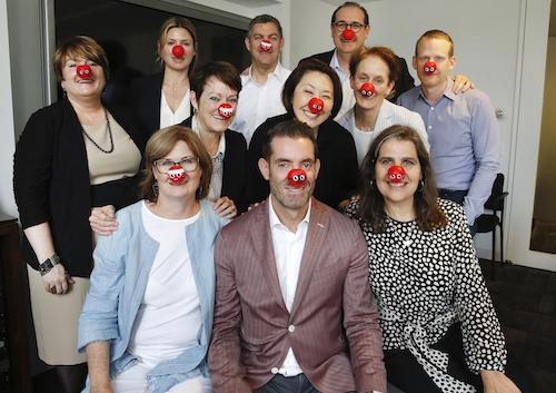 the Porter Novelli Agency team
