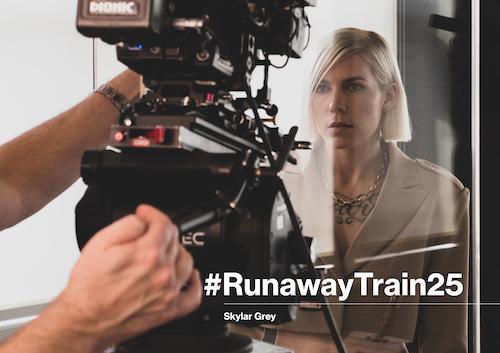 Runaway Train 25 campaign