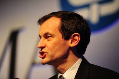 Dr Vautrey: 'The government is not brave enough to say there is a limit to what the NHS can offer.'