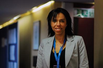 Dr Georgina Brown (Photo: JH Lancy)