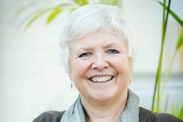 RCGP president Professor Amanda Howe (Photo: Grainge Photography)