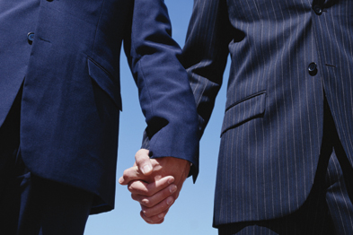 Patients in same-sex relationships may be put off seeking healthcare (Photograph: Getty Images)