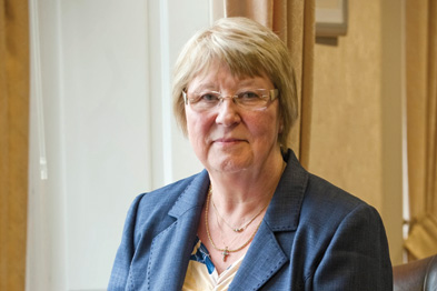 Sue Kinsey: carers in Scotland lack support