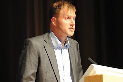 Dr Murray: area team decision would ahve caused cash flow problem