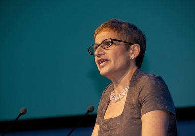 Dr Gerada: keynote speech
