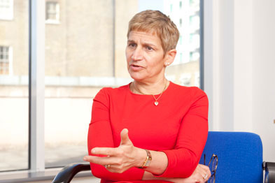 Professor Clare Gerada: competition regulations must be withdrawn