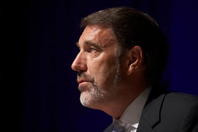 BMA chairman Hamish Meldrum