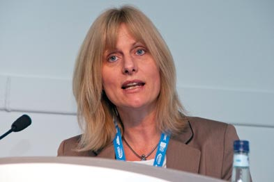 Dr Gillian Leng: COF is still evolving (photo: Pete Hill)