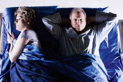 Up to 15 per cent of adults report persistent and/or severe symptoms of insomnia (Photograph: SPL)