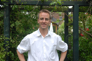 Dr Richard Fieldhouse will be one of the speakers at the event