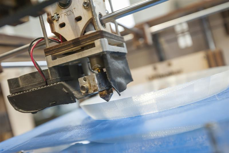 3D printer (Photo: EThamPhoto/Getty Images)