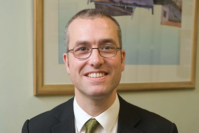 Dr Simon Brown: consensus on how the Bill needs to change is growing (Photograph: S Barber)