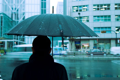 Lower temperature may be linked to higher MI risk (Photograph: iStock)