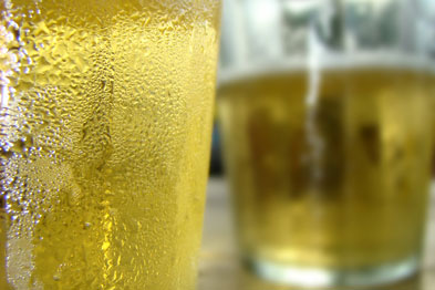 One of the new indicators would offer points for recording alcohol consumption