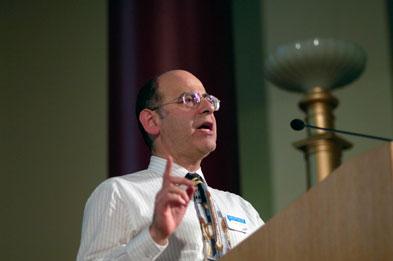 Dr Buckman: more control needed
