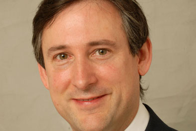 Mr Stout: managers must ensure NHS is secure by April